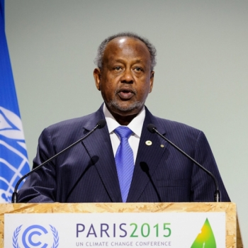 The Implications of COP21 for Africa